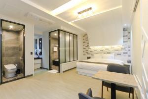 City Hotel G&G, Отели  Пусан - big - 28