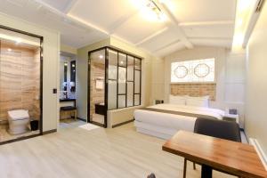 City Hotel G&G, Отели  Пусан - big - 30