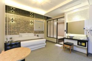City Hotel G&G, Отели  Пусан - big - 31