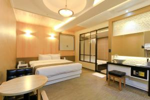 City Hotel G&G, Отели  Пусан - big - 37