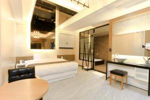 City Hotel G&G, Отели  Пусан - big - 40