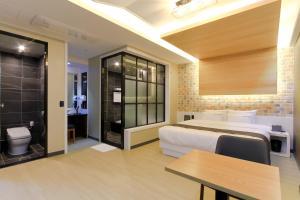 City Hotel G&G, Отели  Пусан - big - 41
