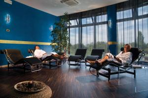 Atlantic Terme Natural Spa & Hotel, Hotels  Abano Terme - big - 49