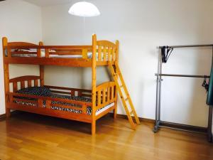 Que sera sera Guest house, Apartmanok  Oszaka - big - 17