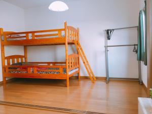 Que sera sera Guest house, Apartmanok  Oszaka - big - 24