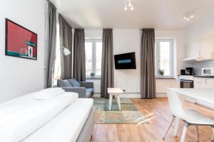Apartmán ApartDirect Gröndal Štokholm Švédsko