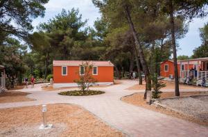 Camping Park Soline, Prázdninové areály  Biograd na Moru - big - 47