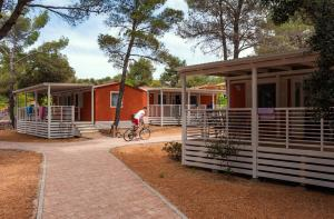 Camping Park Soline, Prázdninové areály  Biograd na Moru - big - 33