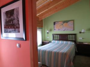 Casa Rural Patiño, Загородные дома  Кинтанас-де-Гормас - big - 20