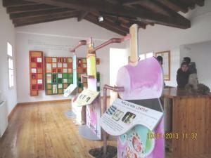 Casa Rural Patiño, Загородные дома  Кинтанас-де-Гормас - big - 63