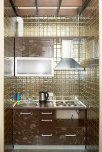 Football-Style Apartments, Апартаменты  Адлер - big - 16