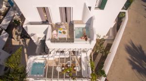 Spiros, Apartmanhotelek  Náxosz - big - 220