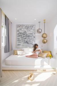 Spiros, Aparthotely  Naxos Chora - big - 2