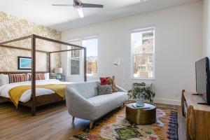 Charming Little Italy Suites by Sonder, Nyaralók  San Diego - big - 1