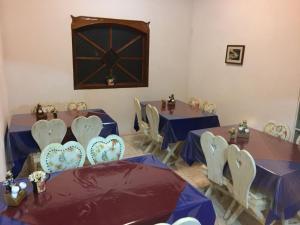 Pousada Seriema e Camping, Affittacamere  Cunha - big - 53