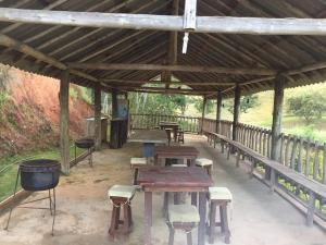 Pousada Seriema e Camping, Affittacamere  Cunha - big - 51