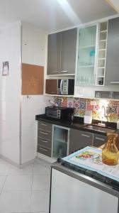 Apartamento para Lazer e Negócios, Apartmanok  Santos - big - 13