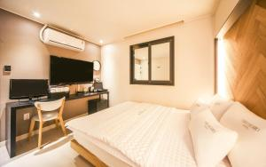 Two Heart Hotel, Hotely  Pusan - big - 20