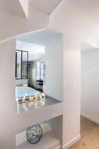 Petit Hôtel Confidentiel, Отели  Шамбери - big - 90