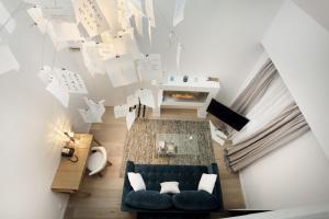 Petit Hôtel Confidentiel, Отели  Шамбери - big - 93