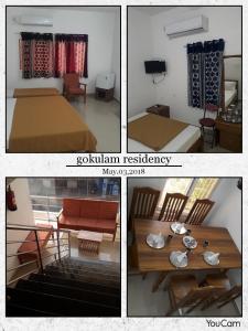 Gokulam Residency, Лоджи  Кумбаконам - big - 5