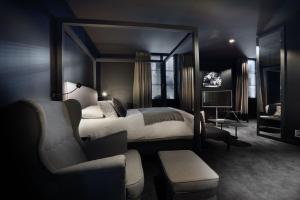 Petit Hôtel Confidentiel, Отели  Шамбери - big - 95