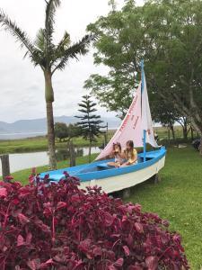 Fazenda Pousada da Lagoa, Guest houses  Arroio do Sal - big - 67