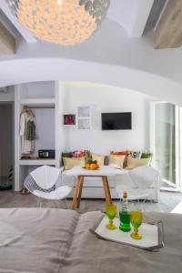 Spiros, Apartmanhotelek  Náxosz - big - 222