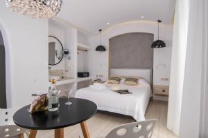 Spiros, Apartmanhotelek  Náxosz - big - 102