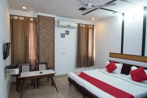 OYO 13225 Home Cozy Stay Bhupalpura, Apartmanok  Udaipur - big - 29