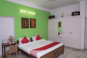 OYO 13224 Home Modern Stay Ambamata Scheme, Ferienwohnungen  Udaipur - big - 1