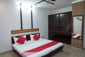 OYO 13225 Home Cozy Stay Bhupalpura, Apartmány  Udaipur - big - 4