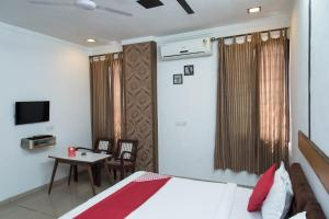 OYO 13225 Home Cozy Stay Bhupalpura, Apartmanok  Udaipur - big - 3