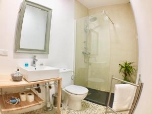 Ahro Suites, Apartmanok  Málaga - big - 154