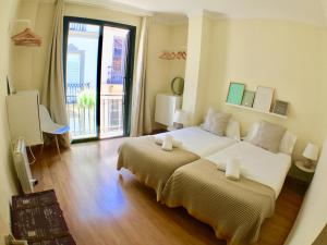 Ahro Suites, Апартаменты  Малага - big - 155