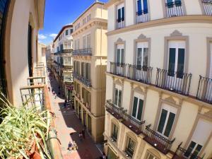 Ahro Suites, Apartmanok  Málaga - big - 156