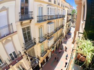 Ahro Suites, Apartmanok  Málaga - big - 157