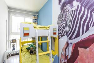 Jiusu . Family Gathering Home, Apartmány  Peking - big - 22