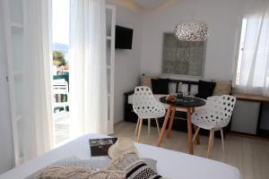 Spiros, Apartmanhotelek  Náxosz - big - 104