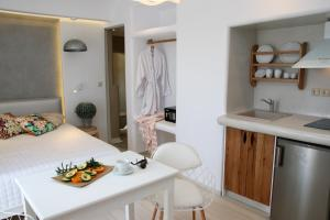 Spiros, Aparthotely  Naxos Chora - big - 230