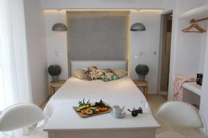 Spiros, Apartmanhotelek  Náxosz - big - 228
