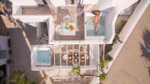 Spiros, Aparthotely  Naxos Chora - big - 107