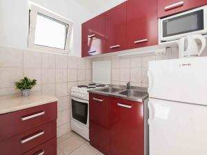 Maki Apartments, Апартаменты  Тиват - big - 21