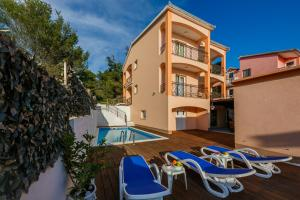 Villa Nora, Villen  Trogir - big - 28