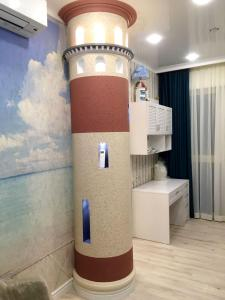 Апартаменты у моря, Apartmanok  Szocsi - big - 19