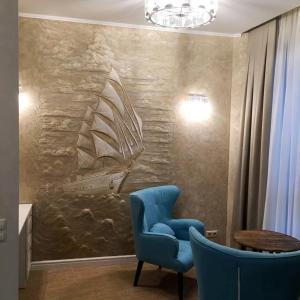 Апартаменты у моря, Apartmanok  Szocsi - big - 8