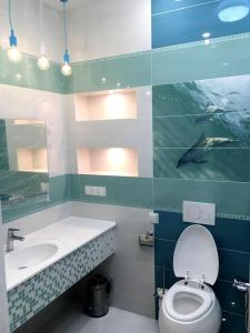 Апартаменты у моря, Apartmanok  Szocsi - big - 15