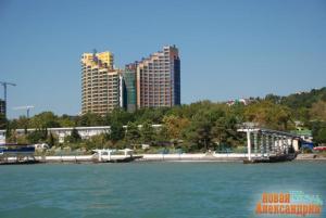 Апартаменты у моря, Apartmanok  Szocsi - big - 3