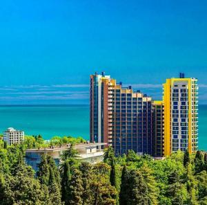 Апартаменты у моря, Apartmanok  Szocsi - big - 37