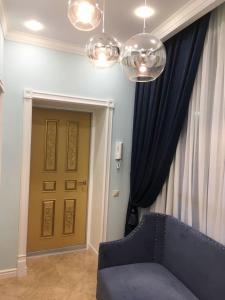 Апартаменты у моря, Apartmanok  Szocsi - big - 21